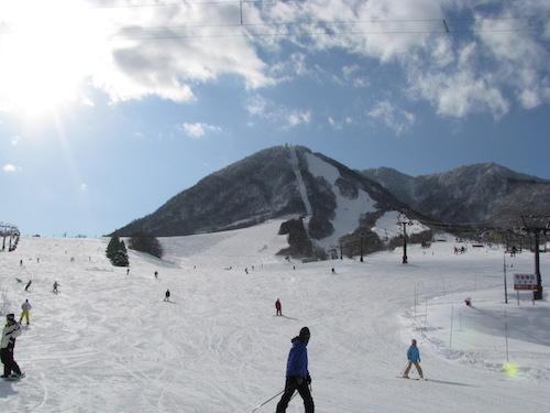 木島平スキー場